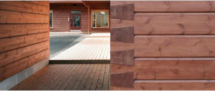 7 ошибок при обработке деревянного дома